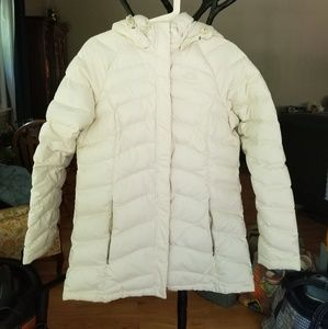North face down coat 600 warmth